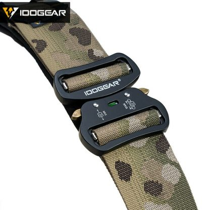"IDOGear Tactical 2"" MOLLE Combat belt buckle"