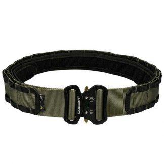 """IDO GEAR 2"""" Belt Olive Green"""